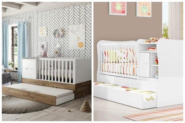 Cama auxiliar para o quarto do bebê é útil? Vale a pena ter?