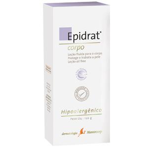 Hidratante sem cheiro epidrat