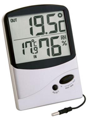 higrômetro digital