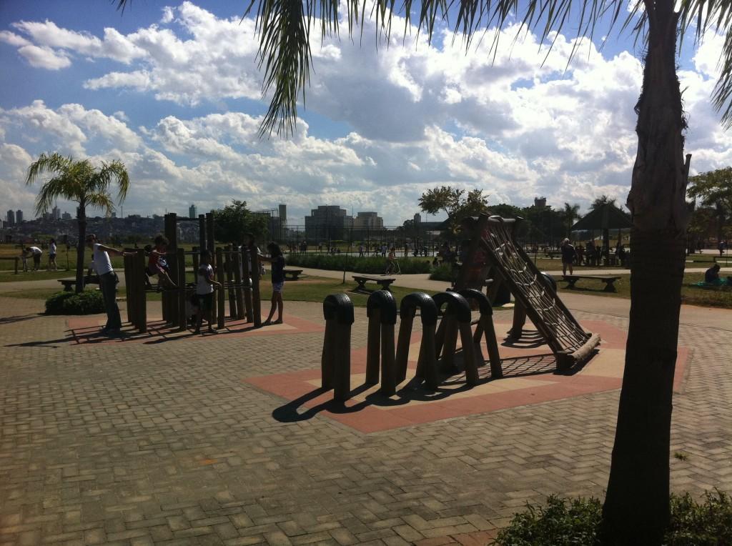 playground Parque Villa Lobos