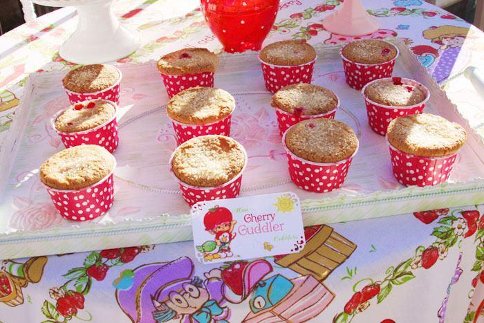 festa da moranguinho cereja