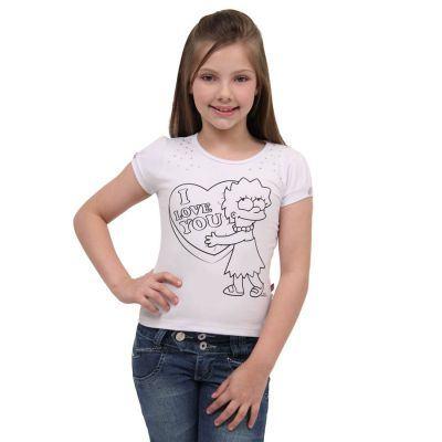 camiseta simpsons