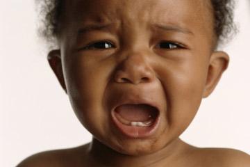 Febre no bebê: será que é dente nascendo?