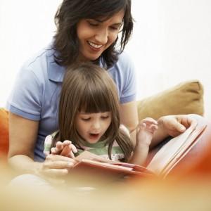livros e crianças