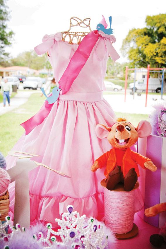 vestido festa princesas