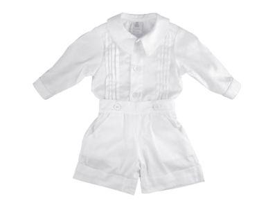 roupa para batizado menino