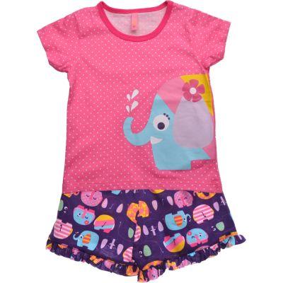pijama menina puket