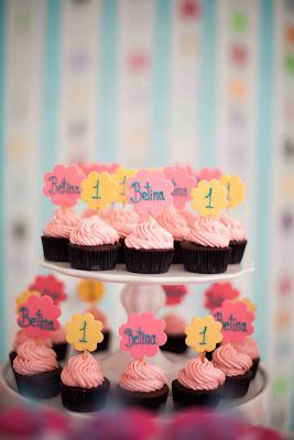 cupcakes corujinhas