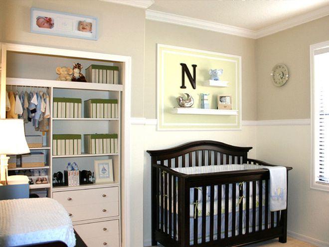 quarto de bebe menino neutro