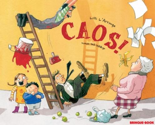 livro caos brinque book