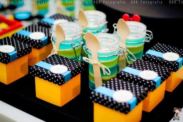 festa tema Mickey