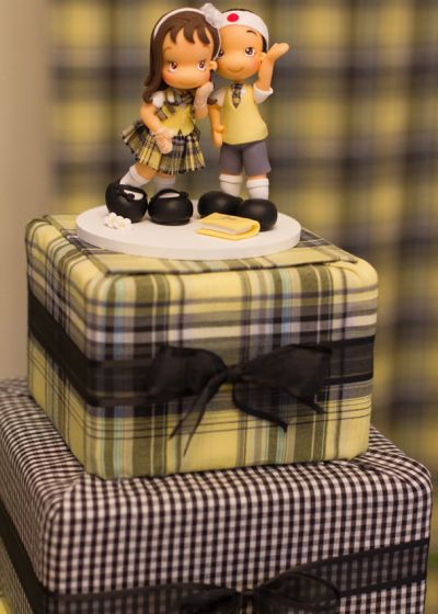 bolo festa carrossel