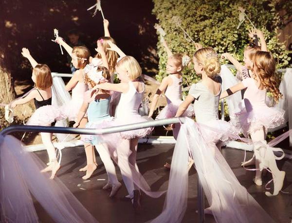 festa bailarina atividades