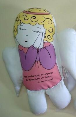 Esse é o anjinho da Catarina