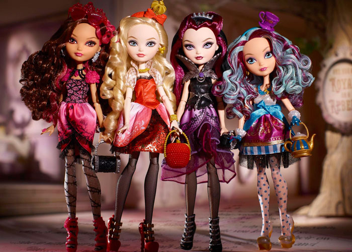 Ever After High: as novas bonecas da moda (informe-se antes da filhotinha!)