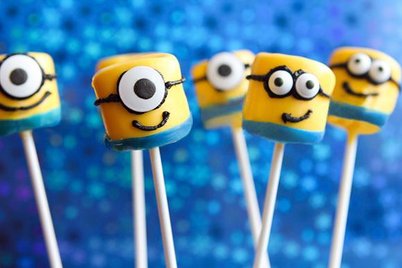 festa minions doces