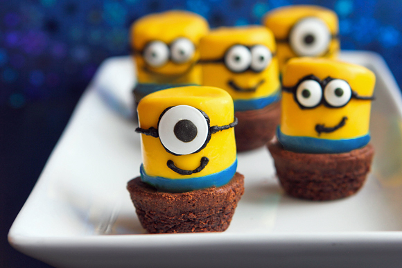 Pasteles de Minions: Imágenes de Tortas de Minions