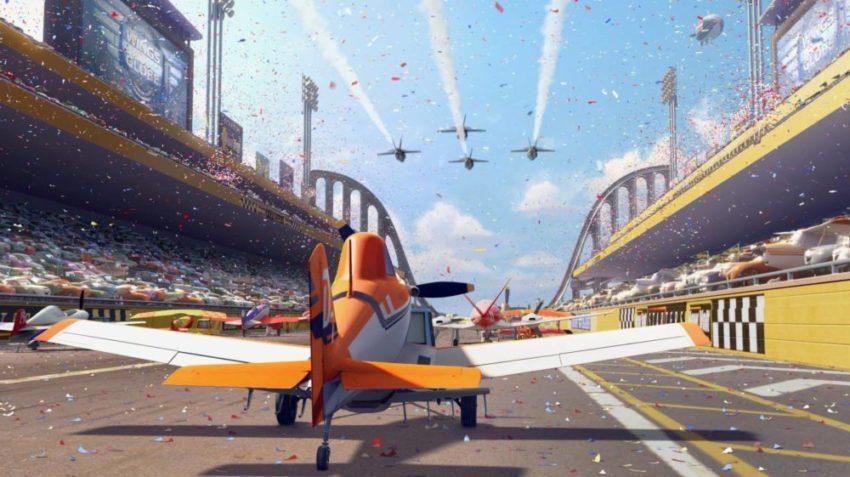 Aviões, a nova animação da Disney!
