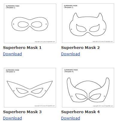 Mascaras De Halloween Para Imprimir Mil Dicas De Mae