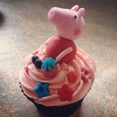 cupcake peppa