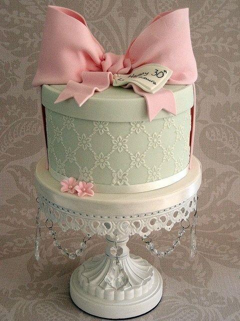 bolo de aniversario caixa
