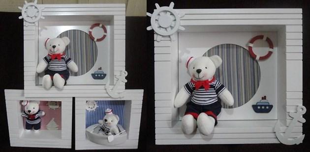 5 ideias para quarto de bebê marinheiro