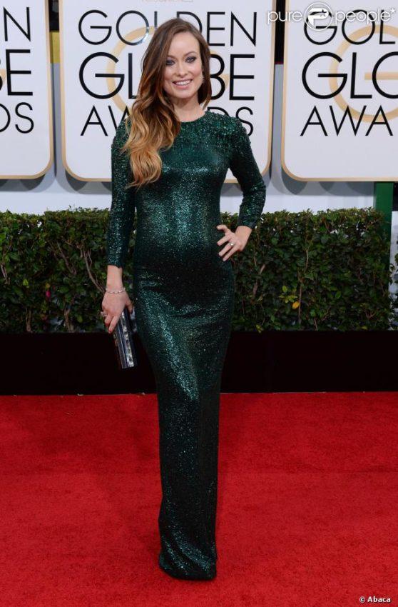 Olivia Wilde veste Gucci
