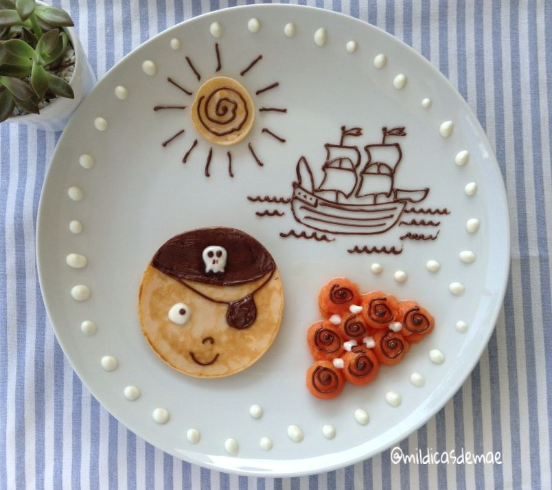 Panquecas para um café da manhã prático e especial!