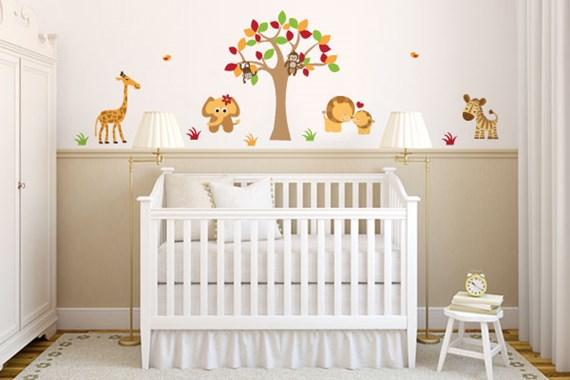 Quarto De Bebe Decorado Com Safari ~ ideias para quarto de beb? saf?ri  Mil dicas de m?e