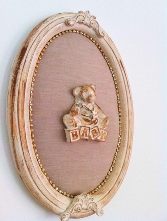 Quadro de urso da De Bebê pra Bebê: https://debebeprabebe.wordpress.com