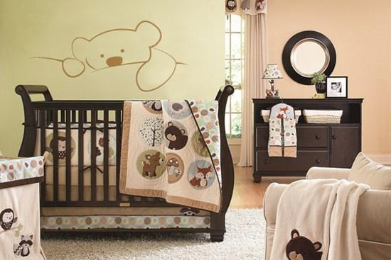 5 Ideias Para Quarto De Beb 234 Urso ᐅ Mil Dicas De M 227 E