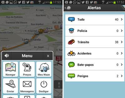 Waze - GPS colaborativo
