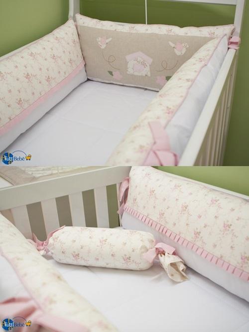 quarto de bebe passarinho