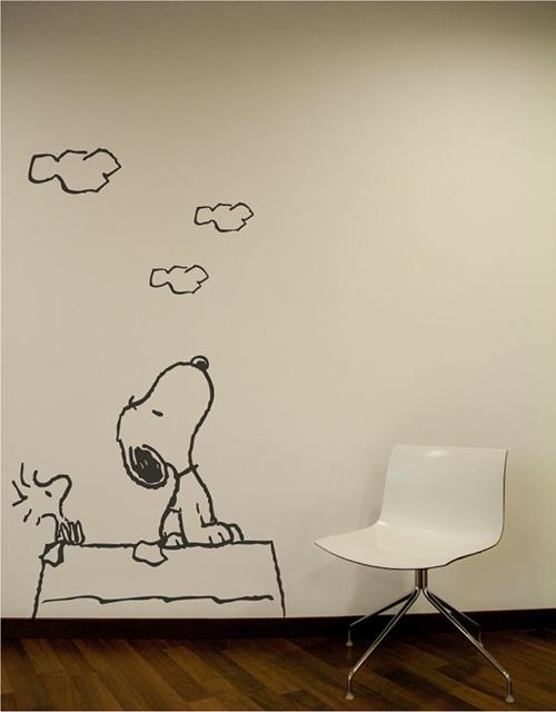 Snoopy, à venda na Etsy