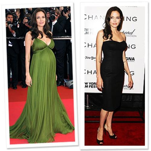 Angelina Jolie - atriz