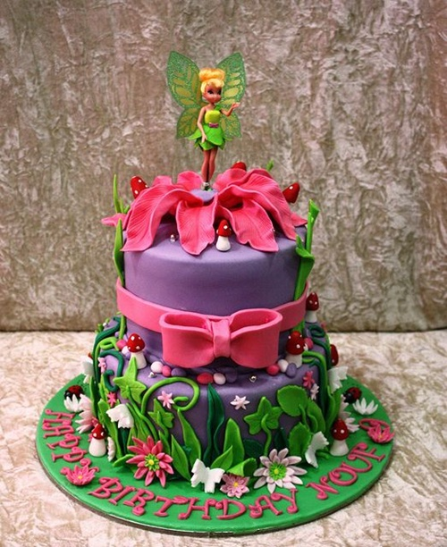 Fonte: House of Cakes Dubai