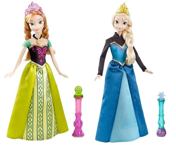 Bonecas do Frozen: os modelos mais bacanas!