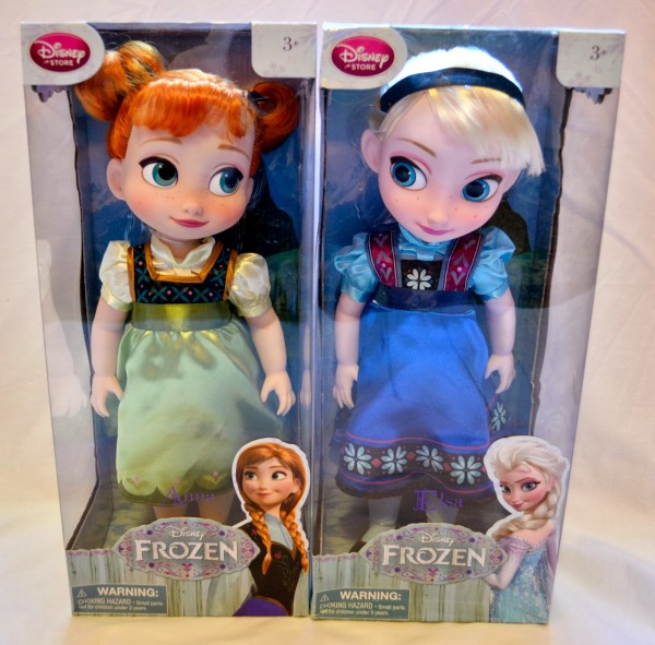bonecas elsa anna meninas
