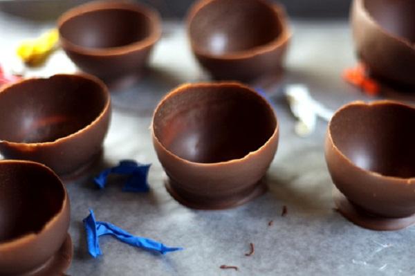 Cesta de chocolate para a Páscoa: como fazer de forma simples!