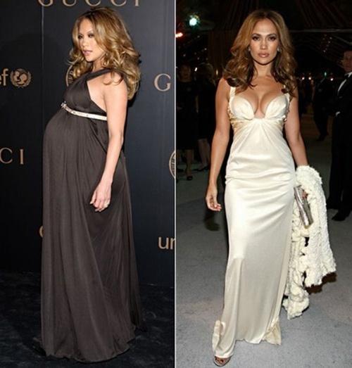 Jennifer Lopez - cantora/atriz