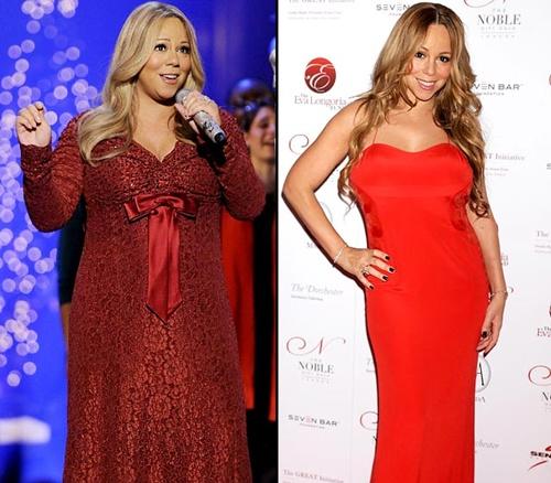 Mariah Carey - atriz