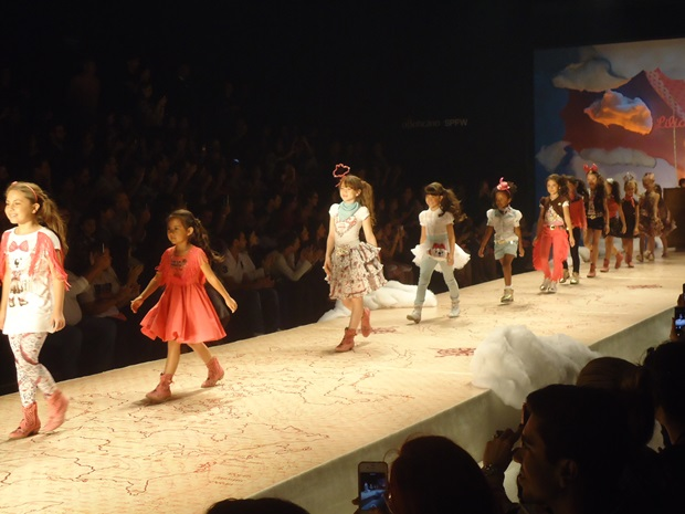 Mil Dicas de Mãe no São Paulo Fashion Week