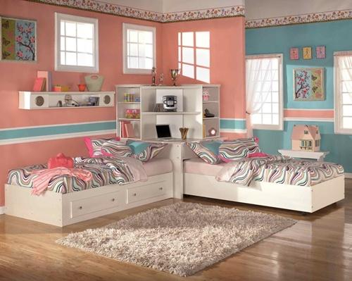 Decoração de quarto para irmãs: 14 ideias para sonhar!