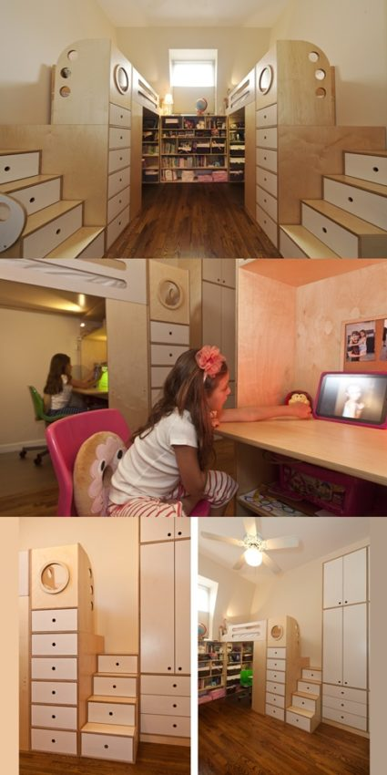 Fonte: http://www.casakids.com/shared-rooms/grace-and-rose/