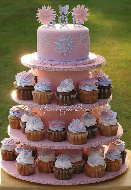 Bolo De Cupcake 14 Modelos Incr 237 Veis ᐅ Mil Dicas De M 227 E