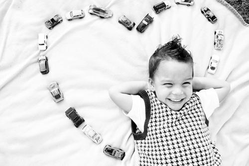 As fotos do seu filho que você ficará feliz por ter tirado a cada mês!