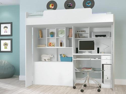 Escrivaninhas para quarto de criança Mil dicas de mãe ~ Quarto Planejado Magazine Luiza