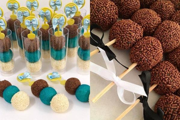 brigadeiro doces para festa infantil