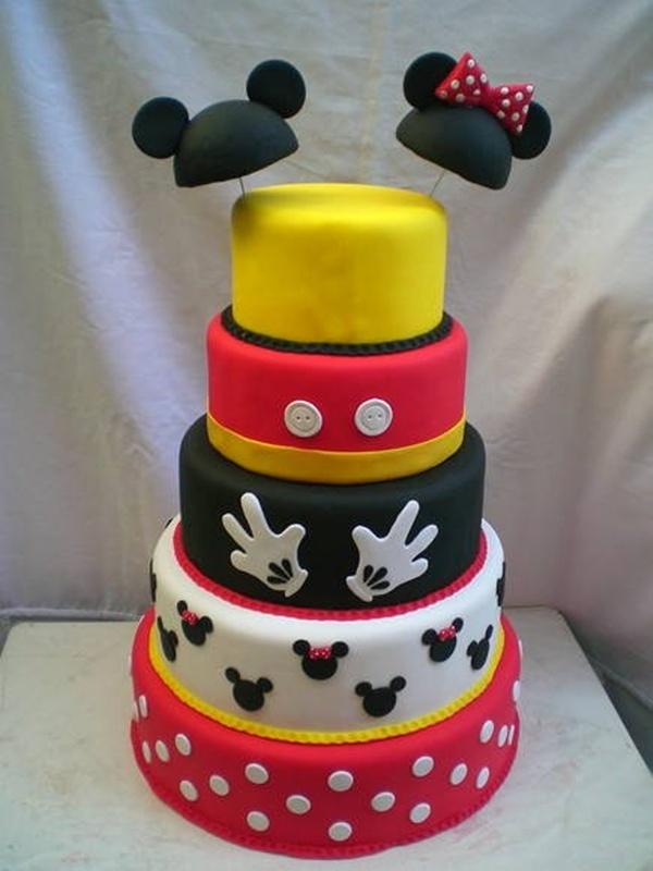 Mickey Mouse Cake Pop Kit