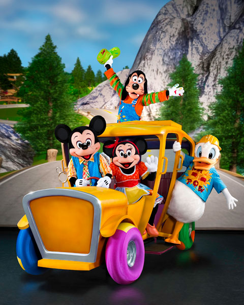 É mágico, é emocionante, é o show do Mickey no Brasil – Disney Live!